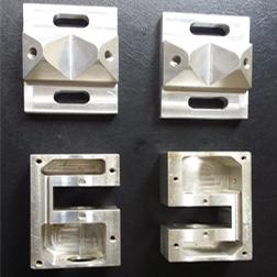铝合金铣加工件