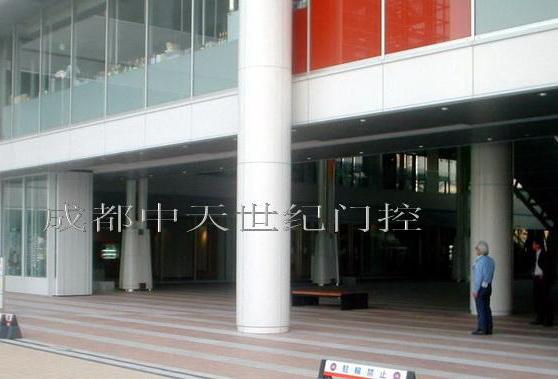 四川感应门