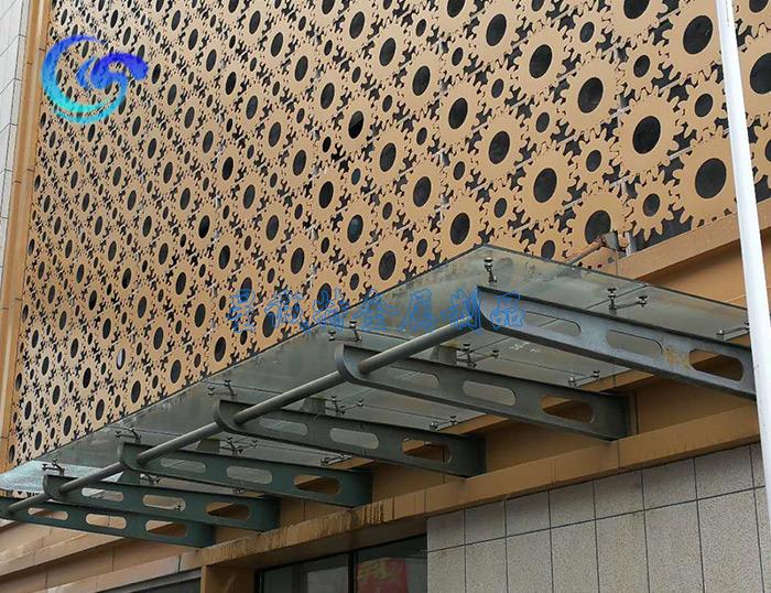 雨棚钢梁厂