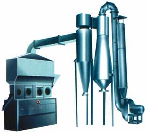 常州沸騰幹燥機