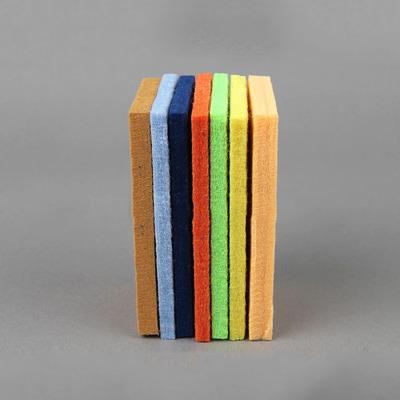 环保聚酯纤维吸音板