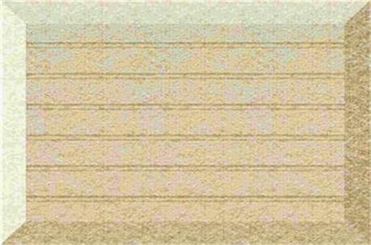 细条聚酯纤维吸音板