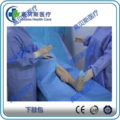 一次性使用骨科下肢手�g包