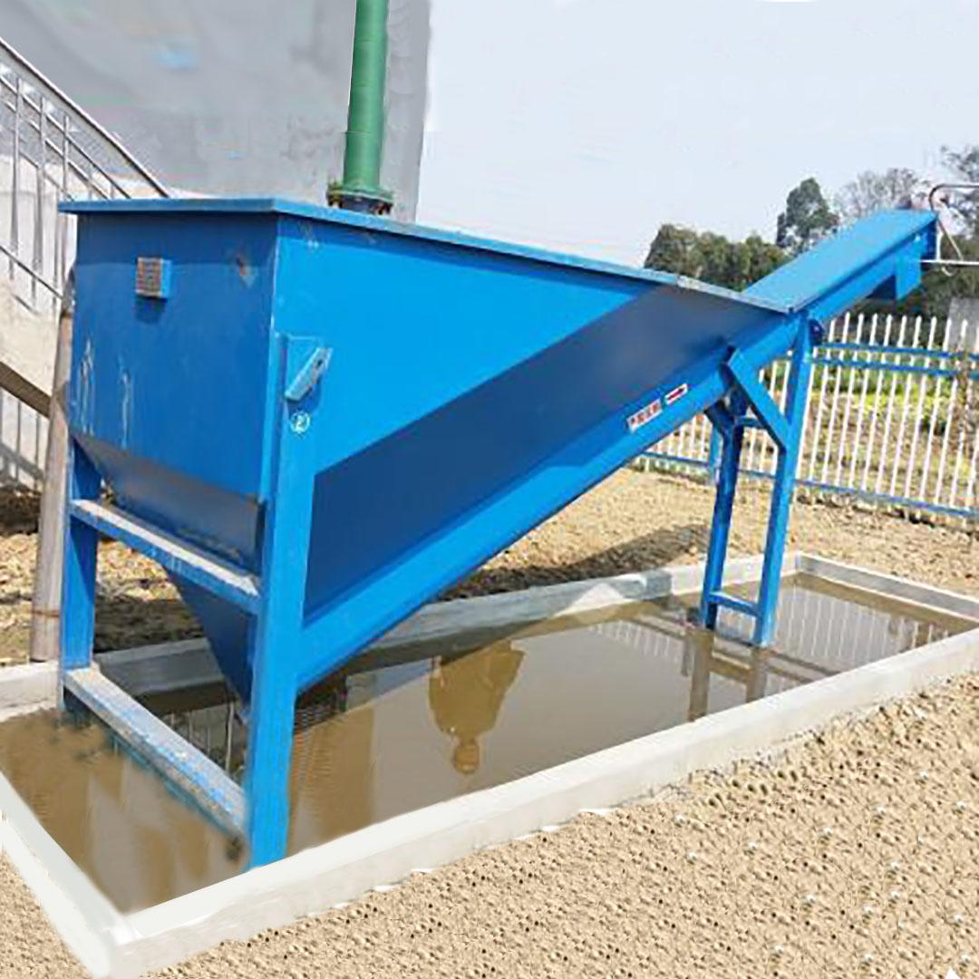 无锡砂水分离器