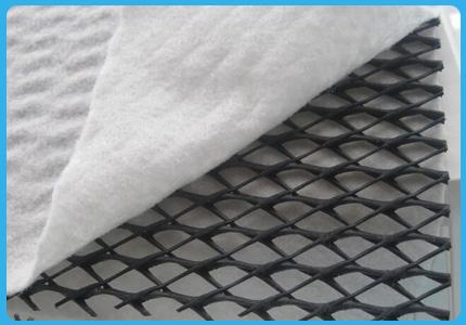 三维排水网