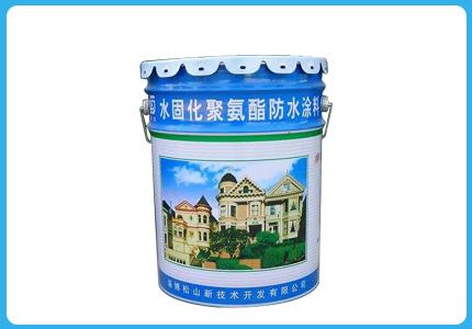 无锡防水公司水固化聚氨酯防水涂料
