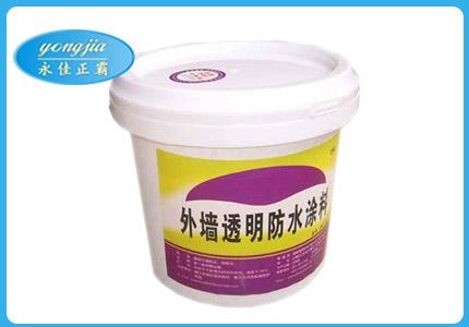 无锡防水公司外墙丙烯酸透明防水胶