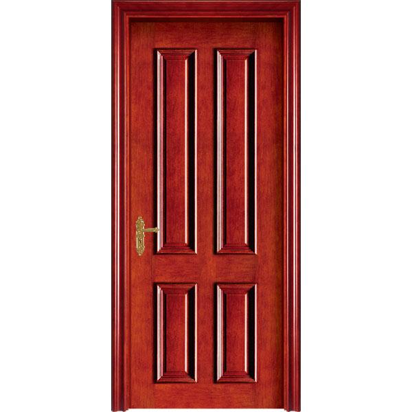耐用实木复合门