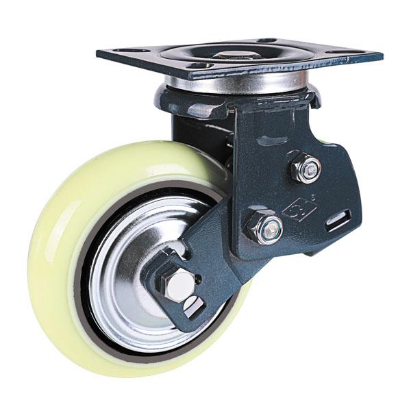 韩式铝芯聚氨酯轮旋转