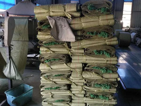 绿色成品袋