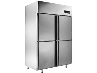 邦捷四门冰箱