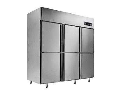 邦捷六门冰箱