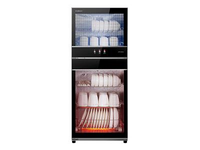 康寶立式大容量櫃商用雙門消毒櫃