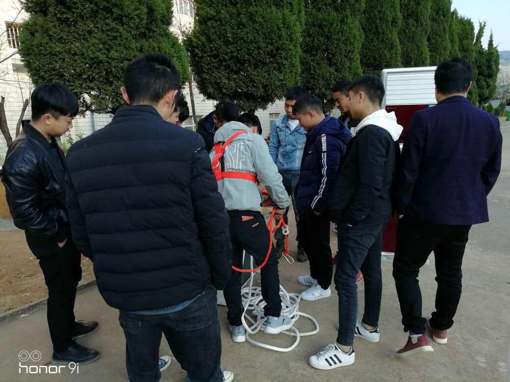 云南建筑工种职业培训