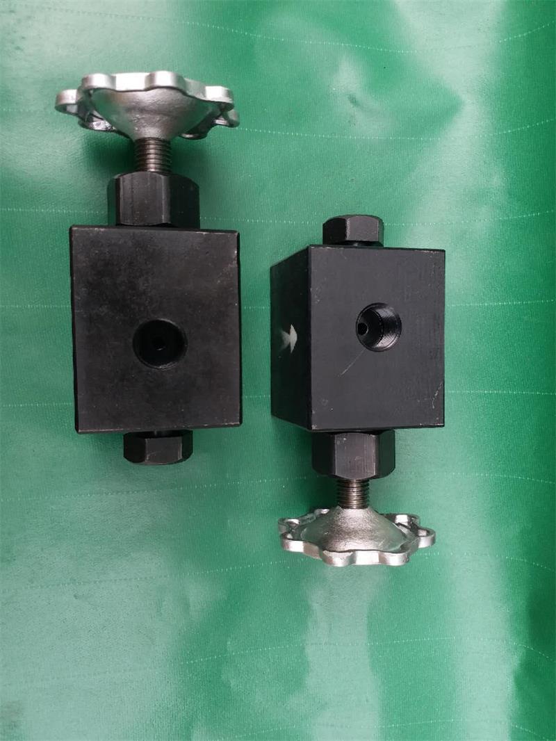 优质直通式方截止阀70MPa(M20X1.5)
