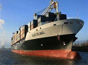 国际海运集装箱