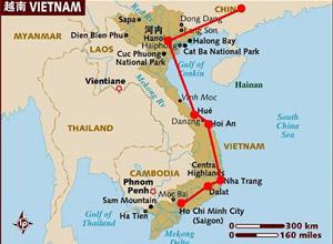 越南专线快递