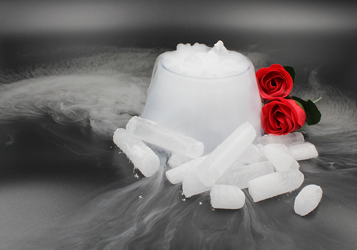 沈阳柱状干冰批发