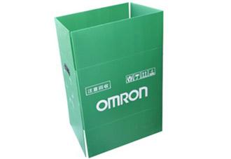 纸箱型中空板周转箱