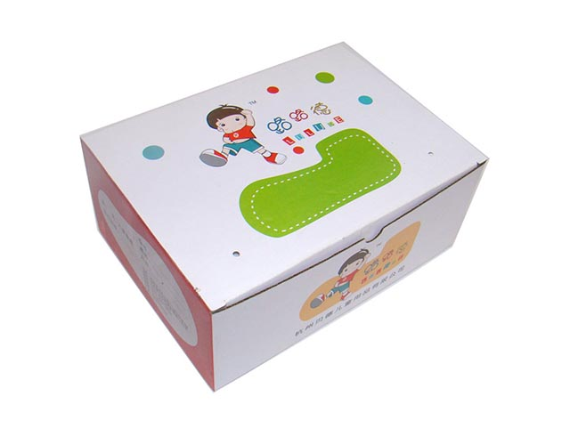 彩色包装纸箱