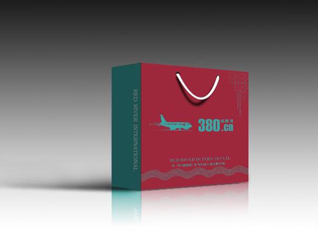 飞机盒礼品包装