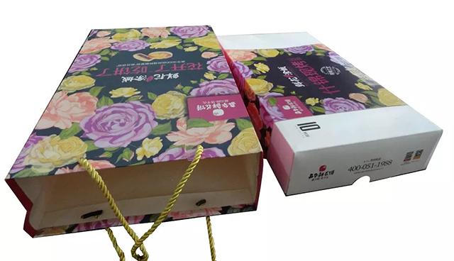 鲜花饼礼盒