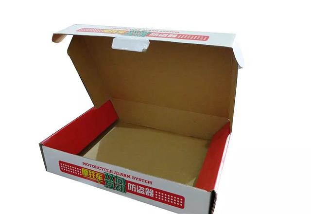 电动车防盗器飞机盒