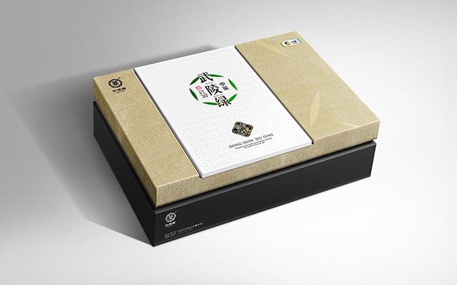 茶叶精装礼盒