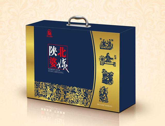 纺织品精装礼盒