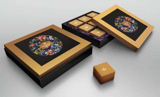 月饼精装礼盒