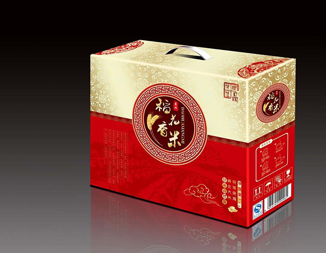 农作物礼盒