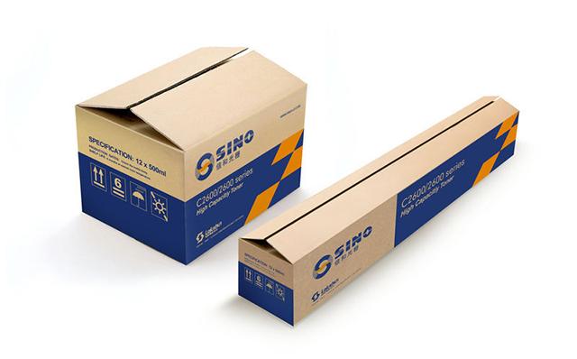 牛皮纸包装箱