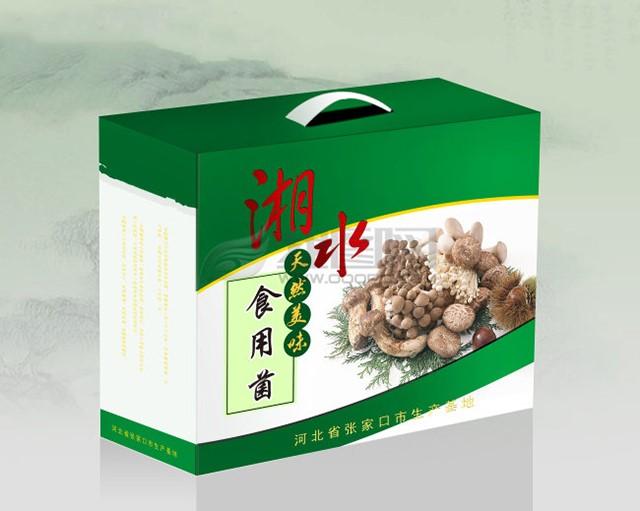 食品彩箱包装