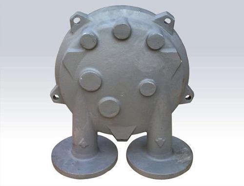 不锈钢铸件热交换器