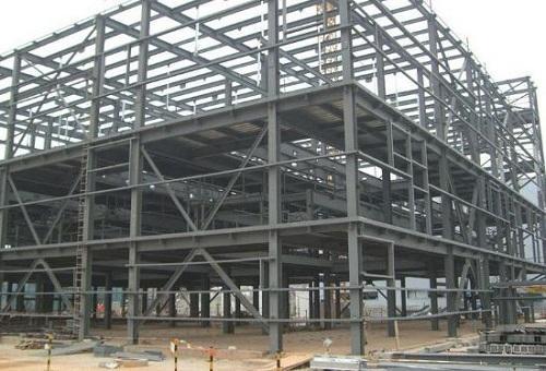 钢结构防火施工工程