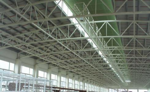 钢结构防火涂料施工工程