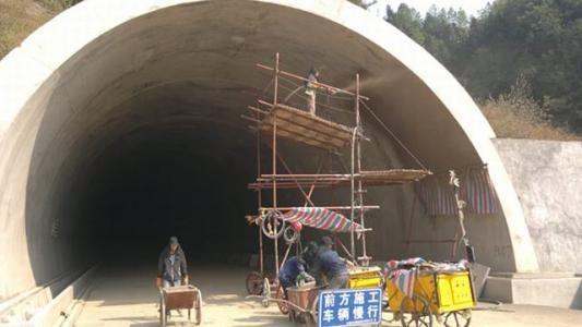 隧道防火涂料施工工程