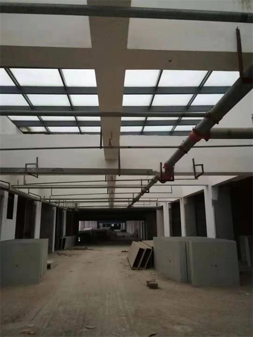 南昌钢结构防火工程