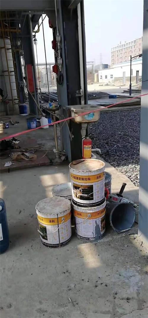 贵阳钢结构防火工程