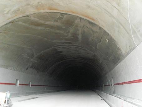 隧道防火涂料工程