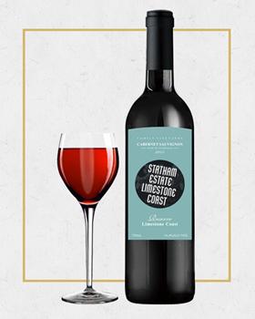 石灰岩赤霞珠干红葡萄酒