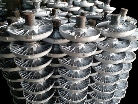 液力偶合器涡轮配件
