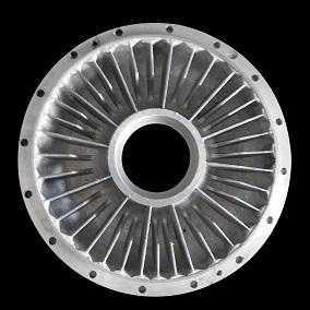 高温偶合器泵轮