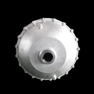 摩擦液力偶合器