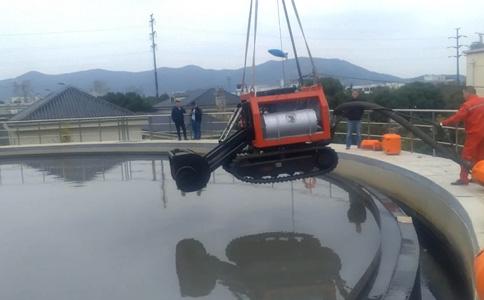 调节池清淤施工