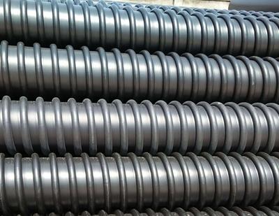 高密度聚乙烯缠绕结构壁B型管(克拉管)