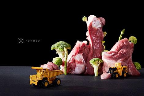 美食创意摄影