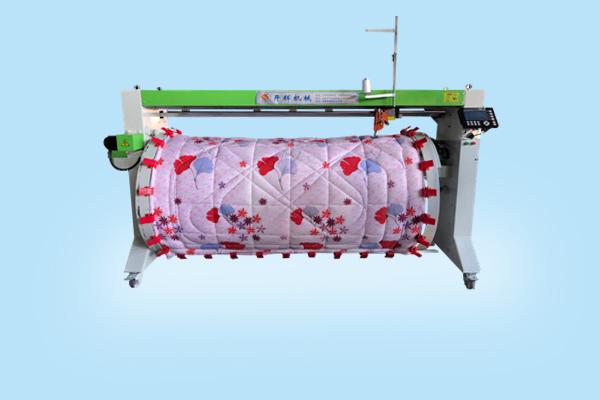 KH-10滾筒式電腦絎縫機