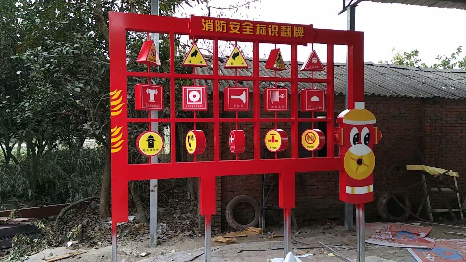 旅遊景區標識係統