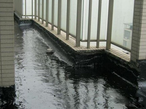 阳台防水补漏工程
